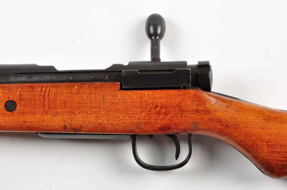 (C) Japanese Type 99 Bolt Action Rifle. - 5