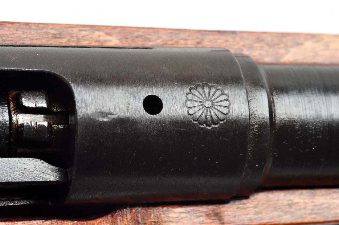 (C) Japanese Type 99 Bolt Action Rifle. - 7