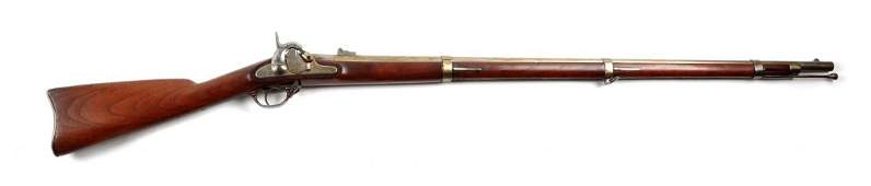 A US Model 1855 Rifle Musket