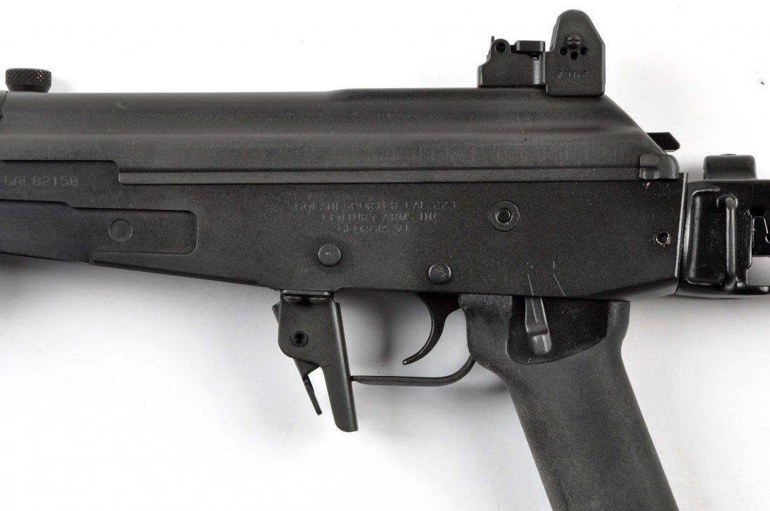 (M) Century Arms Golani Sporter Semi-auto Rifle. - 4