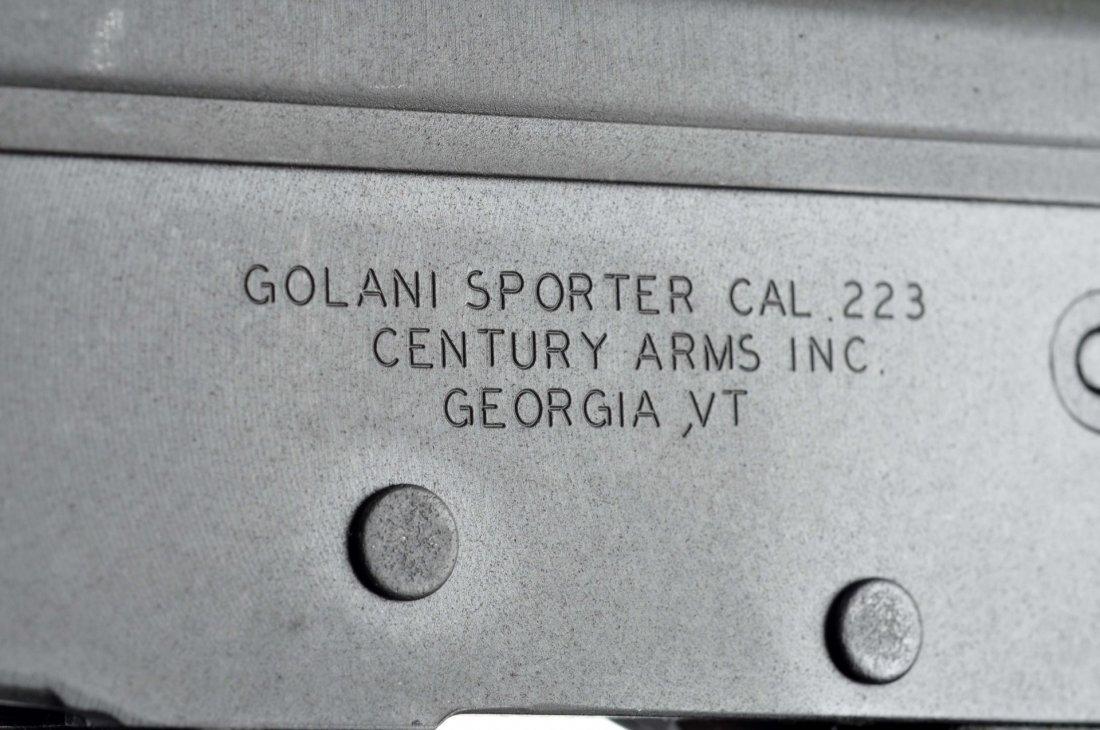 (M) Century Arms Golani Sporter Semi-auto Rifle. - 5