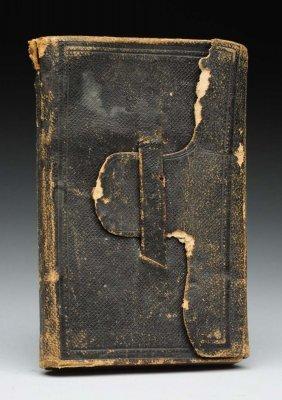 Civil War Diary Of 2nd Lieutenant Howard Jeffries.