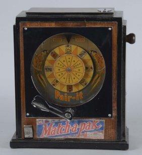 1¢ & 5¢ Match-a-pak Trade Stimulator