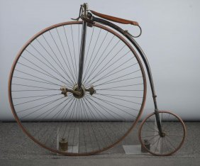 "1887 Columbia 50"" Expert Bicycle"