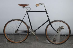 1893 Victor Pneumatic Safety Bicycle