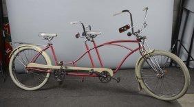 """Huffy """"daisy-daisy"""" Tandem Bicycle"""