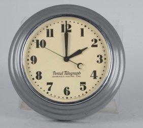 Hammond Postal Telegraph Clock