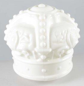 Standard White Crown Opc Globe