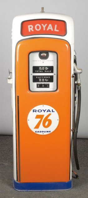 Wayne Model #80 Computing Gas Pump