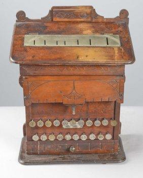 Early Cash Register Change Maker