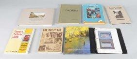 Lot Of 8: Nevada Theme Books