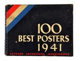 1941 Best Outdoor Advertising Book.