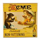 1950s Acme Beer Sign