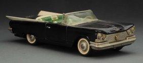 Japanese Tin Friction 1959 Buick Convertible.