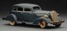 Pre-war Japanese 1937 Packard Sedan Automobile.