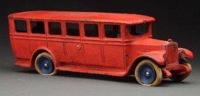 Skoglund & Olsen Fageol Style Cast Iron Bus.