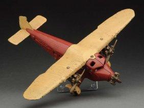 Kilgore Tat Airplane.