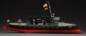 Contemporary John Cervenka Model Boat.