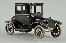 German Bing Tin Litho Wind-up Model T.
