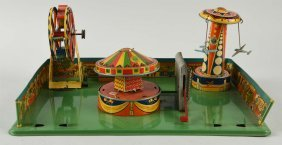Wyandotte Carnival Toy Set.