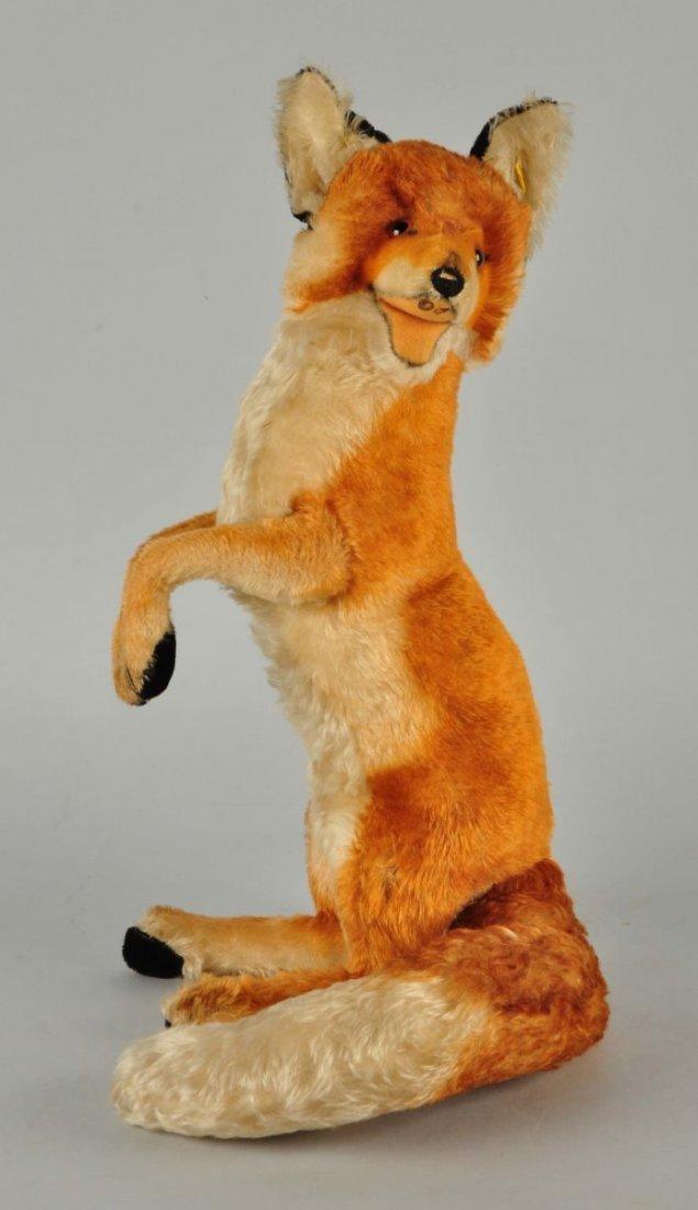 Steiff's Studio Red Fox.
