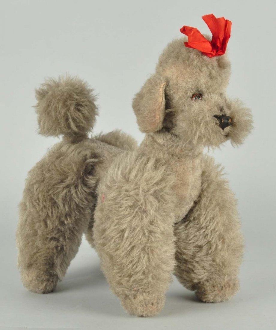 Steiff's Snobby the Poodle.