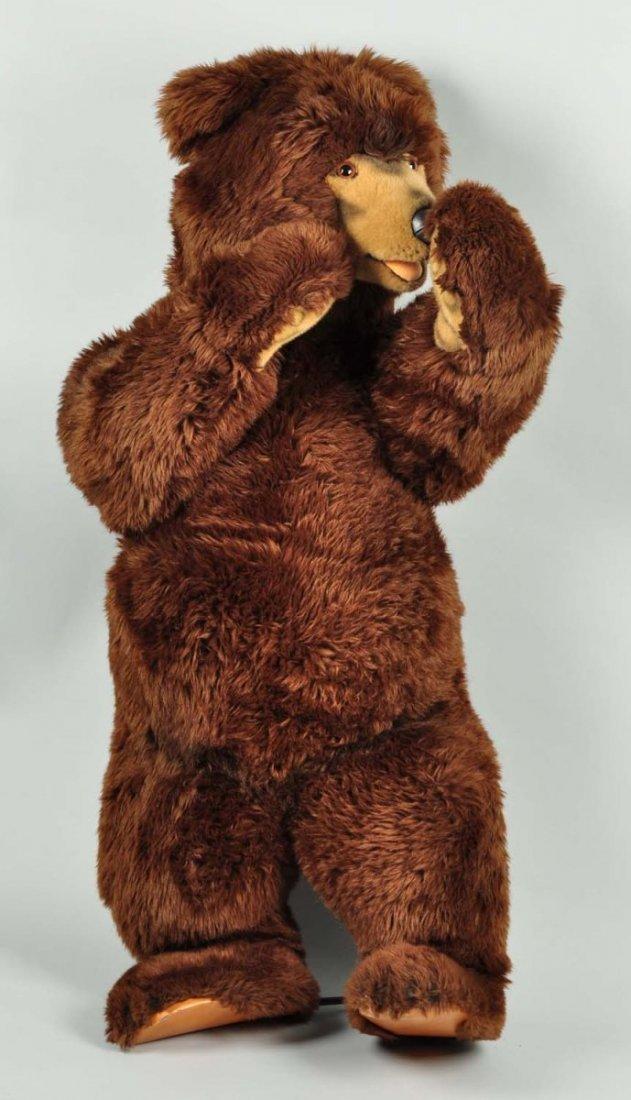 Steiff Studio Display Bear With IDs.