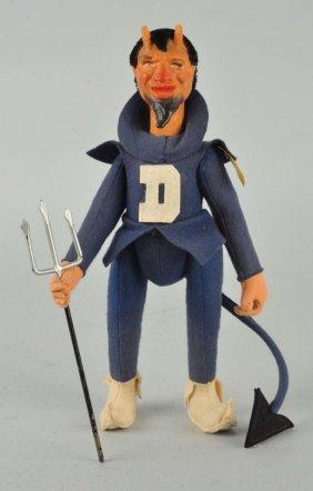 Steiff's Duke Devil Mascot Mascot.