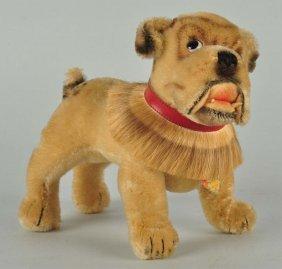 Steiff's Us Exclusive English Bulldog.