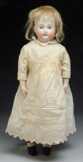 Bisque Child Doll.