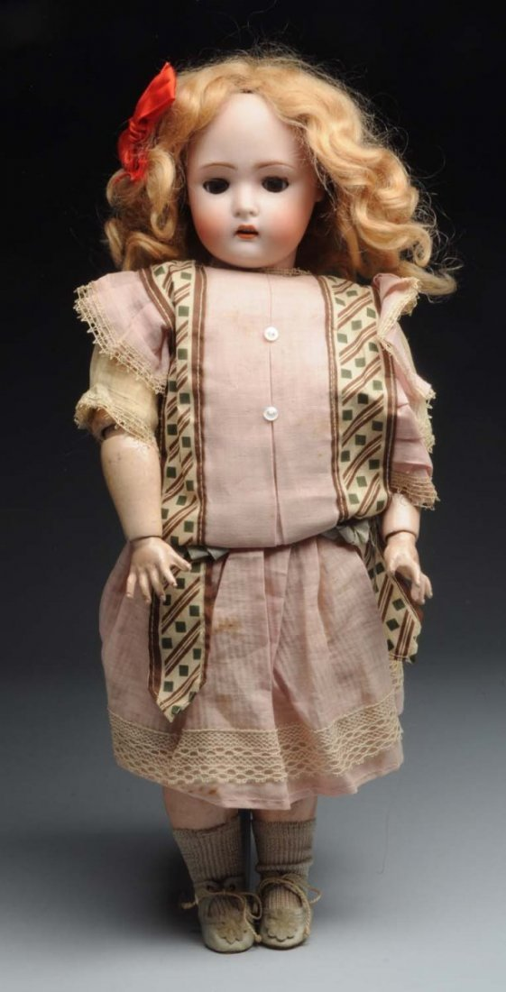 Hertel, Schwab & Co. Child Doll.