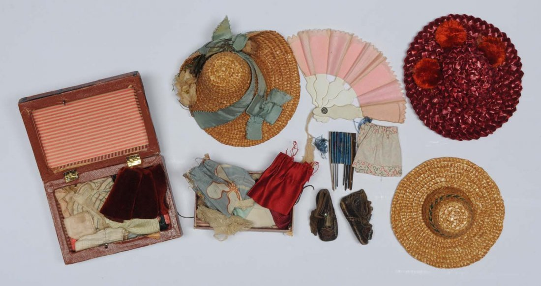 Nice Lot of Doll Accessories.