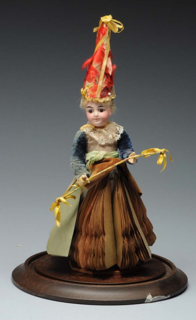 Fortune Telling Doll.