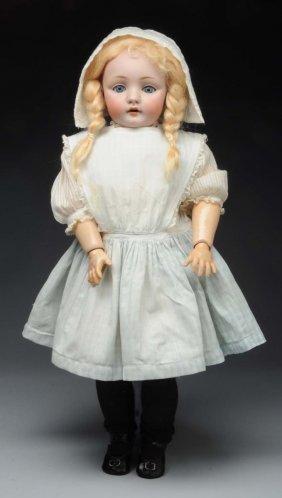Kestner 143 Character Doll.