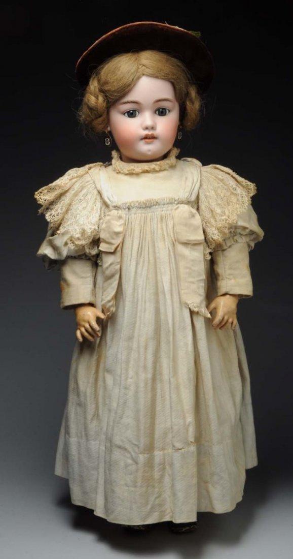 Simon & Halbig Child Doll.