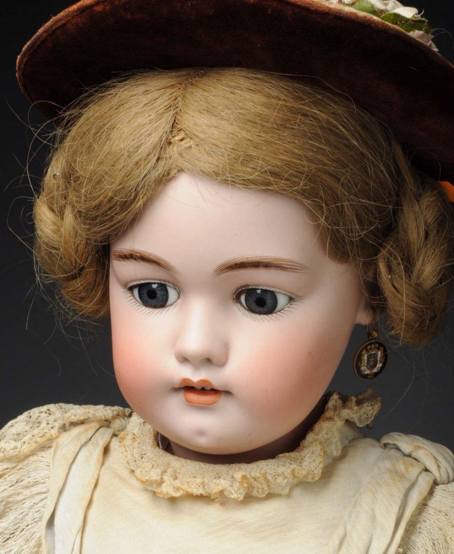 Simon & Halbig Child Doll. - 2