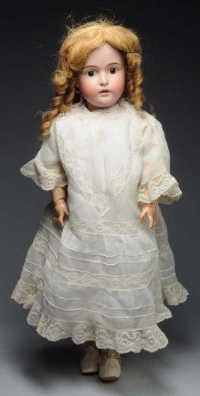 Large Kestner Child Doll.