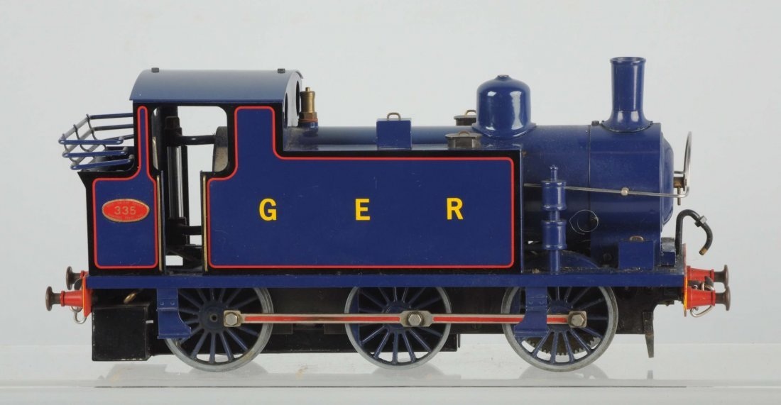 Gauge 1 Great Eastern Railway 0-6-0T Tank Loco.