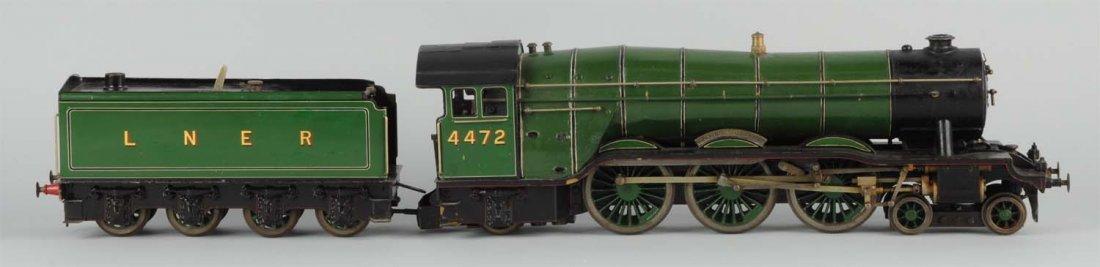 Lot Of 2: Gauge 1 Live Steam LNER Flying Scotsman.