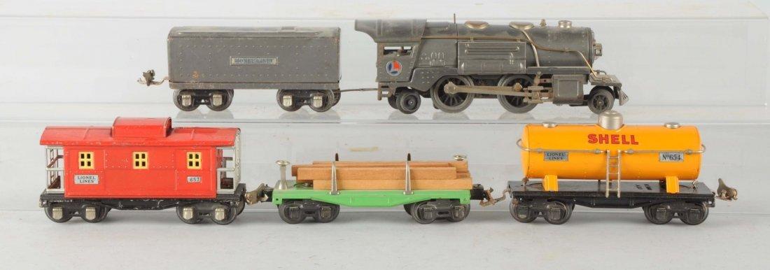 Lionel Pre-War No. 290 E Box Set.