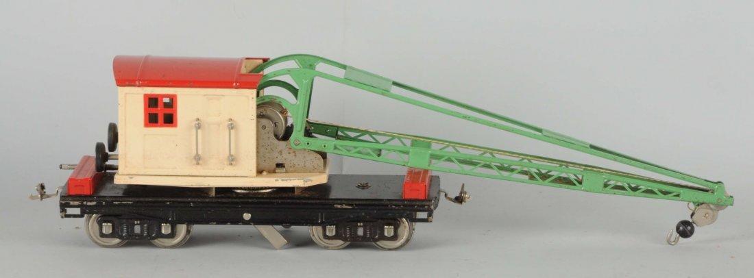 Rare Lionel No.219 Crane Standard Gauge.