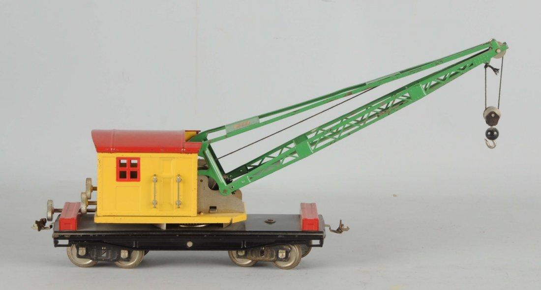 Lionel No. 219 Crane Car.