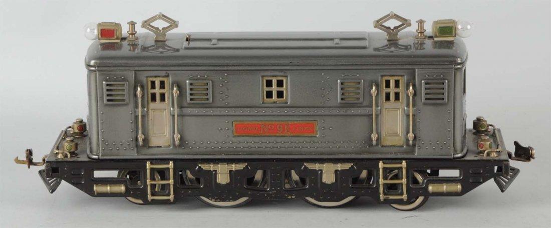 Lionel No. 9E Locomotive.