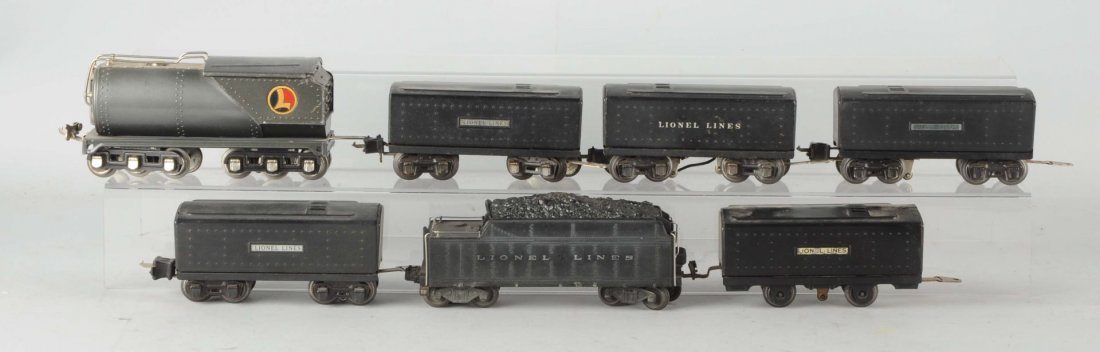 Lot Of 7: Assorted Lionel Tenders.