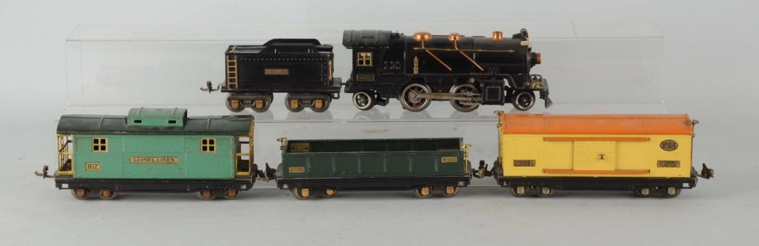 Lionel Box Set Pre-War No. 181 Freight Set.