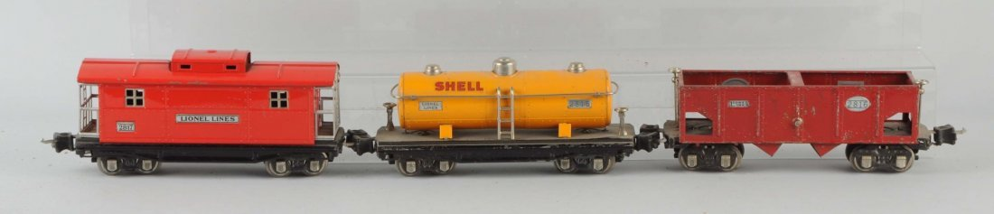 Lionel No. 191W Boxed Freight Set.