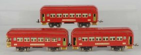 Lot Of 3: 710 & 712 Cars With Original Boxes.