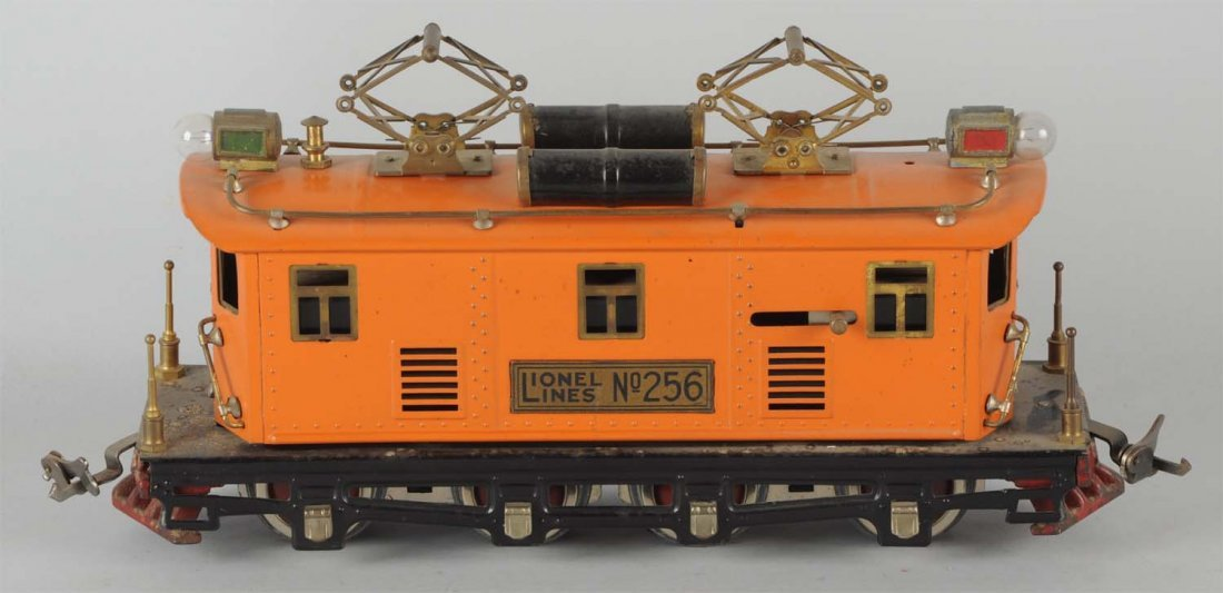 Lionel No. 256 Locomotive.