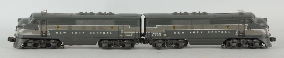 Lionel No. 2344 New York Central F-3 Diesel.