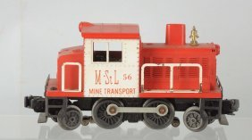 Lionel No. 56 Mine Switcher.